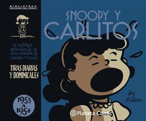 SNOOPY Y CARLITOS 1953-1954 Nº 02/25 (NUEVA EDICIÓN)