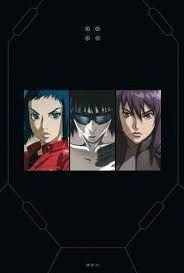 GHOST IN THE SHELL PERFECT BOOK