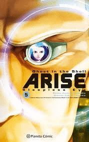 GHOST IN THE SHELL ARISE Nº 05