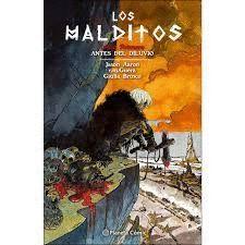 LOS MALDITOS Nº 01