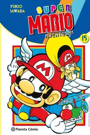 SUPER MARIO Nº 15