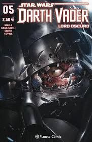 STAR WARS DARTH VADER LORD OSCURO Nº 05