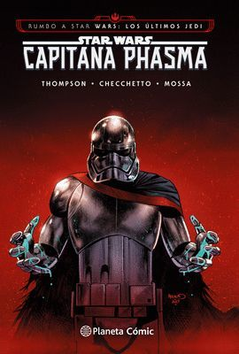 STAR WARS CAPITANA PHASMA HC