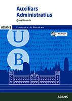AUXILIARS ADMINISTRATIUS - QÜESTIONARIS - UNIVERSITAT DE BARCELONA