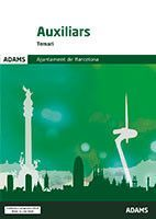 AUXILIARS - TEMARI - AJUNTAMENT DE BARCELONA