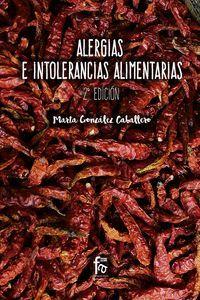 ALERGIAS E INTOLERANCIAS ALIMENTARIAS (2 EDICION)