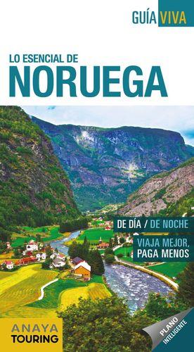 NORUEGA, LO ESENCIAL DE - GUIA VIVA