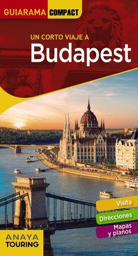 BUDAPEST, GUIA GUIARAMA COMPACT