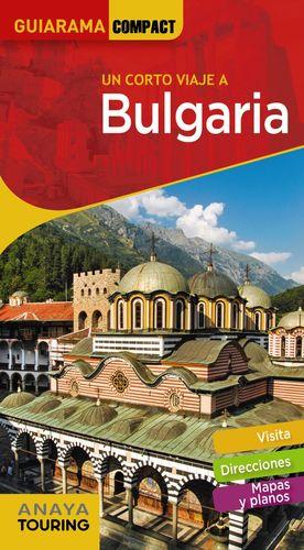 BULGARIA, GUIA GUIARAMA COMPACT