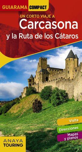 CARCASONA Y LA RUTA DE LOS CÁTAROS, GUIA GUIARAMA COMPACT