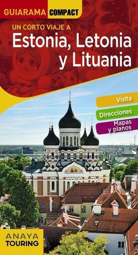 ESTONIA, LETONIA Y LITUANIA, GUIA GUIARAMA COMPACT