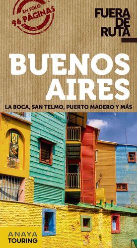 BUENOS AIRES, FUERA DE RUTA