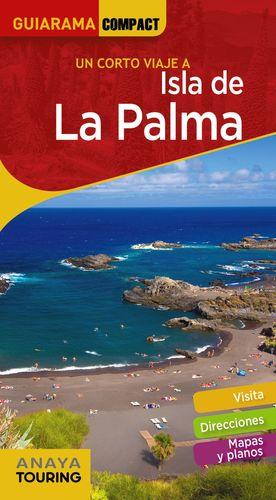 ISLA DE LA PALMA, GUIA GUIARAMA COMPACT