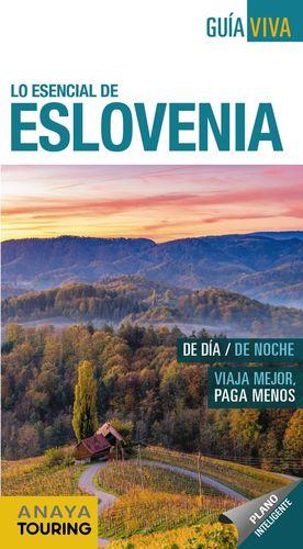 ESLOVENIA. GUIA VIVA, LO ESENCIAL