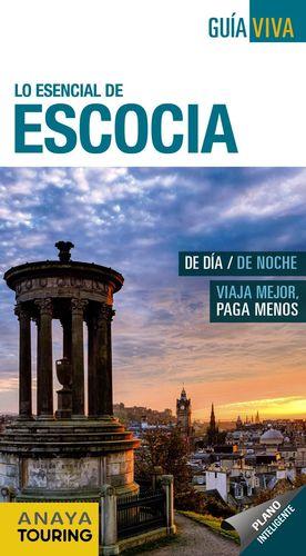 ESCOCIA, LO ESENCIAL DE - GUIA VIVA