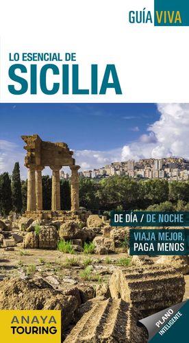 SICILIA, GUÍA VIVA - LO ESENCIAL DE...