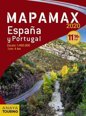 MAPAMAX 2020 - ESPAÑA Y PORTUGAL