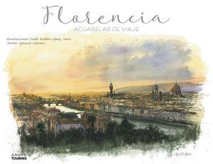 FLORENCIA - ACUARELAS DE VIAJE