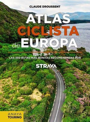 ATLAS CICLISTA DE EUROPA