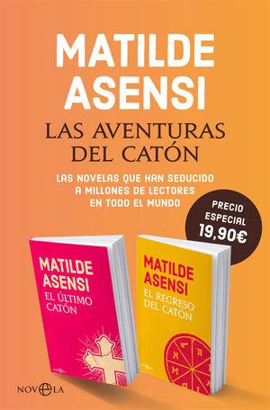 AVENTURAS DEL CATÓN, LAS (EL ÚLTIMO CATÓN + EL REGRESO DE CATÓN)