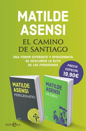 CAMINO DE SANTIAGO, EL (IACOBUS + PEREGRINATIO)