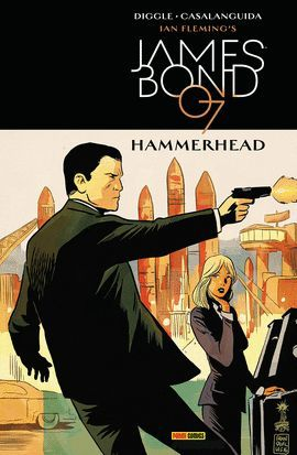 JAMES BOND 03 - HAMMEHEARD