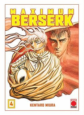 BERSERK MAXIMUM Nº 04