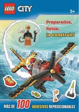 LEGO CITY. PREPARADOS, LISTOS, A CONSTRUIR