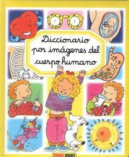CUERPO HUMANO, DICCIONARIO POR IMAGENES DEL