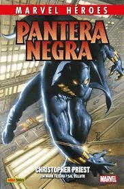 PANTERA NEGRA DE CHRISTOPHER PRIEST 01