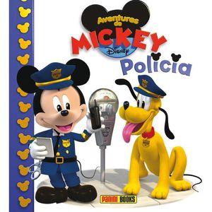 AVENTURES DE MICKEY POLICIA