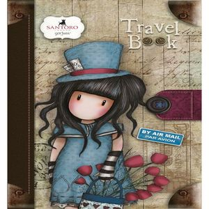 TRAVEL BOOK. GORJUSS