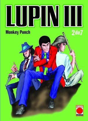 LUPIN III Nº 02 DE 07