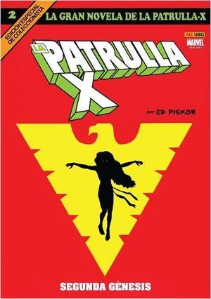 GRAN NOVELA DE LA PATRULLA-X 2, LA
