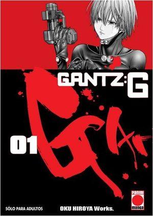 GANTZ G Nº 01
