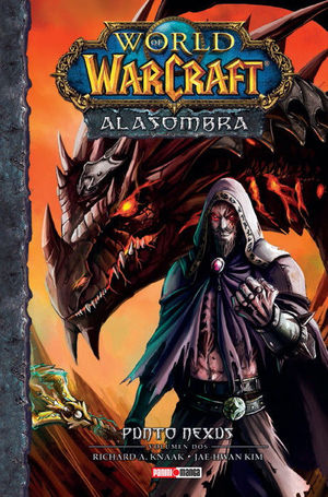 A LA SOMBRA - WORLD OF WARCRAFT MANGA