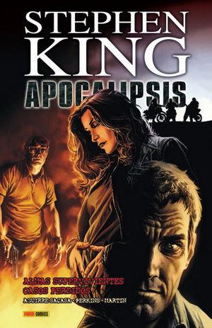 APOCALIPSIS 02 - STEPHEN KING