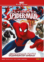 MARVEL FIRST LEVEL 19: ULTIMATE SPIDER-MAN GUERREROS ARAÑA