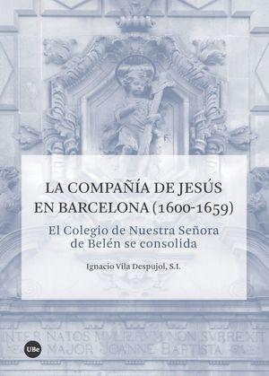 COMPAÑÍA DE JESÚS EN BARCELONA, LA (1600-1659)