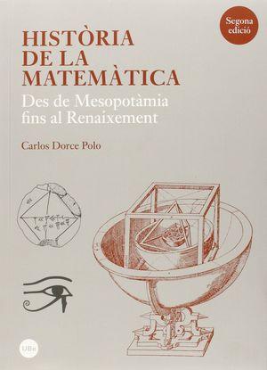 HISTÒRIA DE LA MATEMÀTICA (3 ED.)