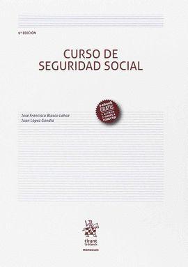 CURSO DE SEGURIDAD SOCIAL (9ª EDICIÓN 2017)
