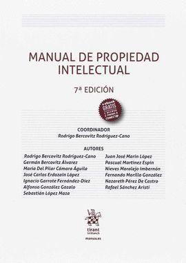 MANUAL DE PROPIEDAD INTELECTUAL (7ª ED. 2017)