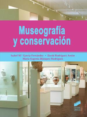 MUSEOGRAFÍA Y CONSERVACIÓN