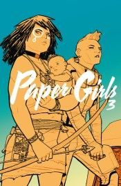 PAPER GIRLS (TOMO) Nº 03/04