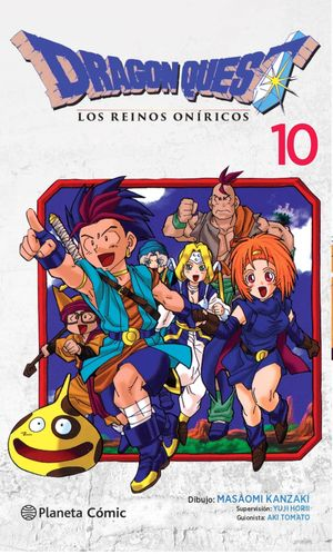 DRAGON QUEST Nº 10/10