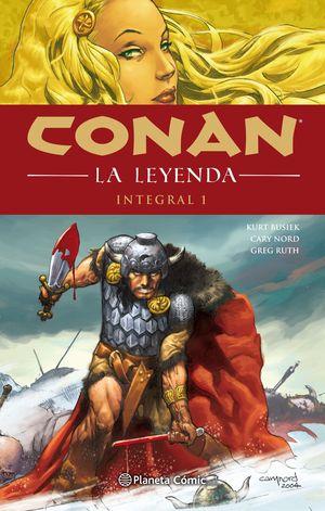 CONAN, LA LEYENDA -  Nº 01/04  ( INTEGRAL )