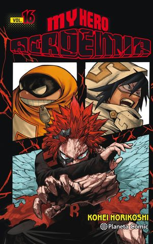 MY HERO ACADEMIA Nº 16