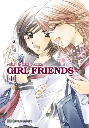 GIRL FRIENDS Nº 01/05
