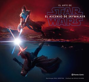 STAR WARS EL ARTE DE EPISODIO IX