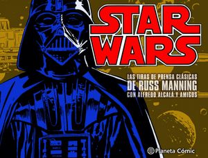 STAR WARS - TIRAS DE PRENSA DE RUSS MANNING Nº 01/03